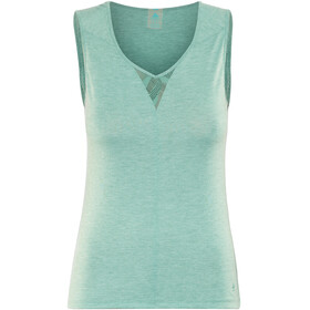 Odlo Revolution TS X-Light Mouwloos Shirt Dames turquoise